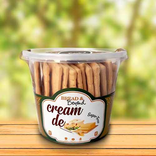 Cream De (Sugar Free)-150gm