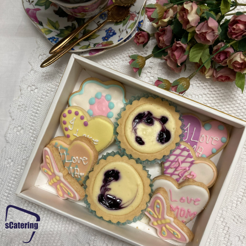 Mother's Day-limited edition cookies